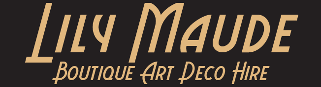 Lily Maude | Boutique Art Deco Costume Hire | Napier, New Zealand